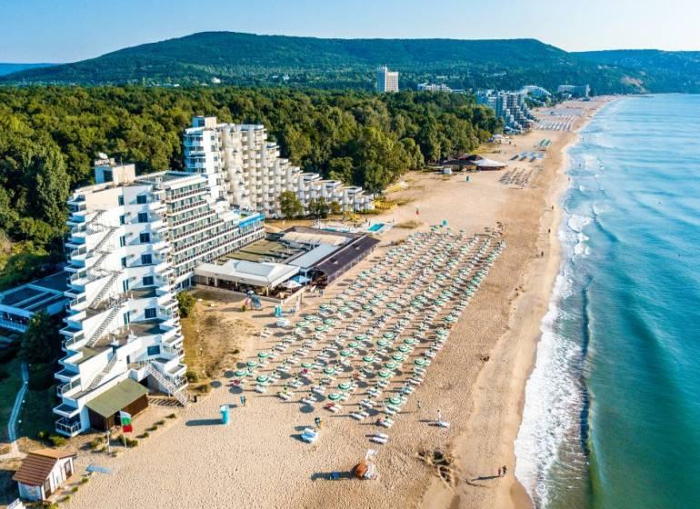 Hotel Slavuna, Albena
