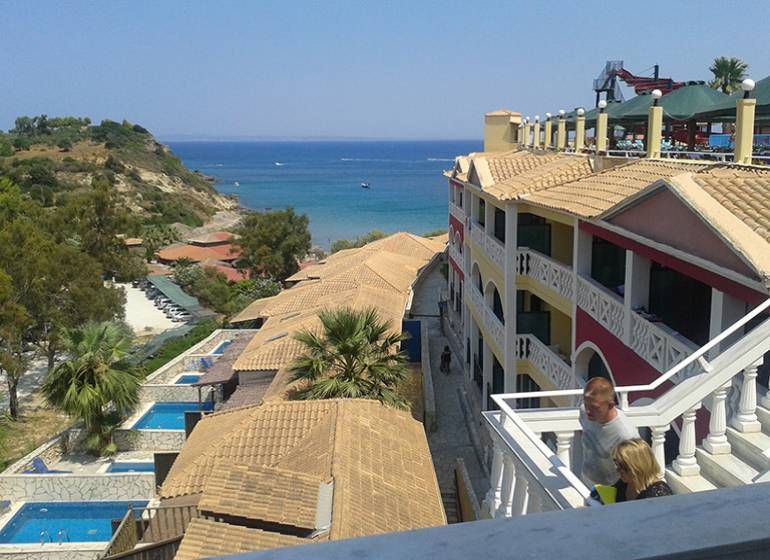 Zante Imperial Beach,Grecia / Zakynthos