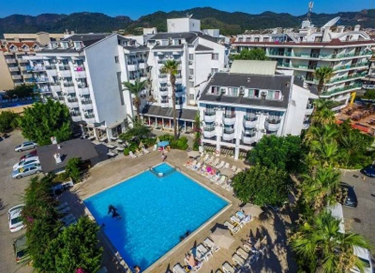 Sonnen Hotel,Turcia / Marmaris