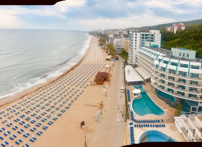 Hotel Berlin Golden Beach, Nisipurile de Aur
