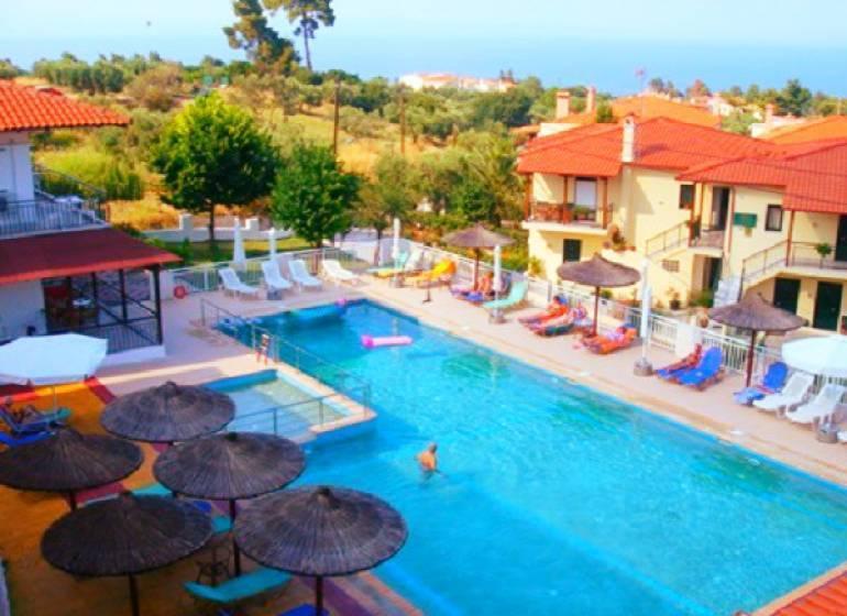 Hotel Medusa, Halkidiki