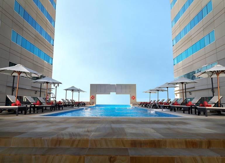Media Rotana Hotel,United Arab Emirates / Dubai / Dubai City Area / Al Barsha