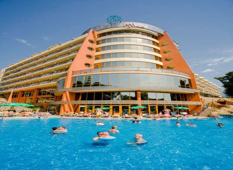 Hotel Atlas,Bulgaria / Nisipurile de Aur