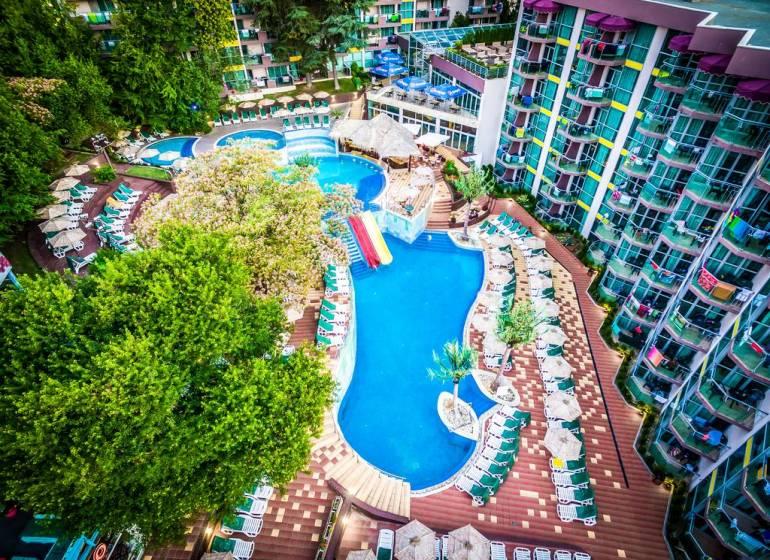 Mimosa Sunshine Hotel, Nisipurile de Aur