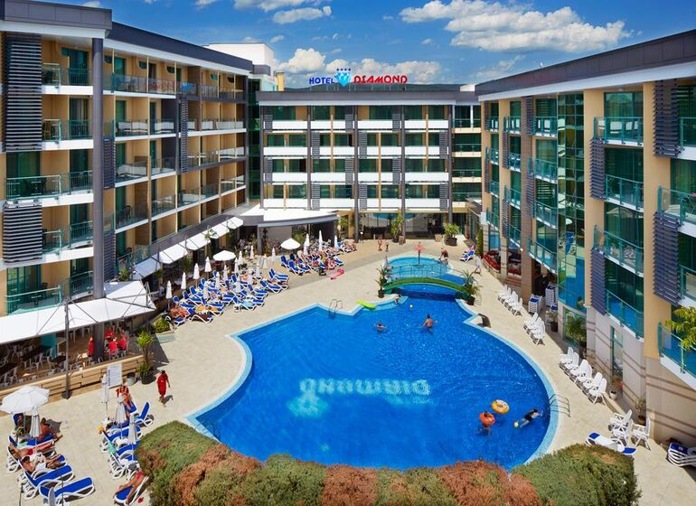 Hotel Diamond,Bulgaria / Sunny Beach