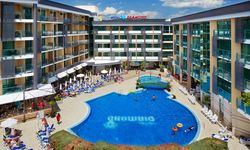 Hotel Diamond, Bulgaria / Sunny Beach