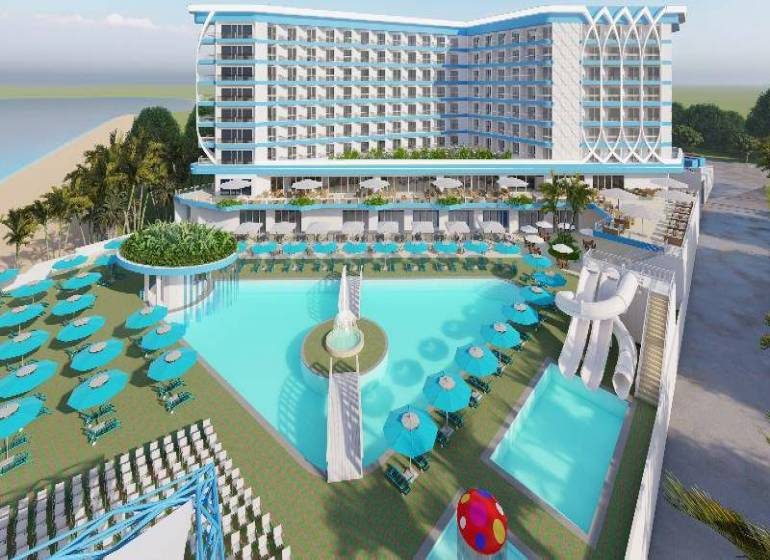 Granada Luxury Beach Hotel Avsallar,Turcia / Antalya / Alanya