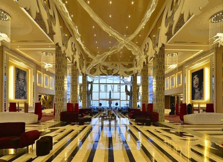 Hotel Azura Deluxe Resort&spa,Turcia / Antalya / Alanya