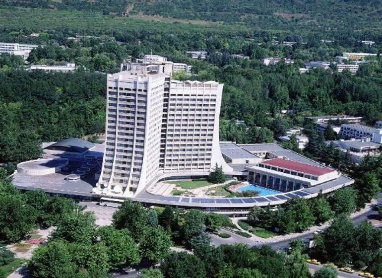 Hotel Dobrudja,Bulgaria / Albena