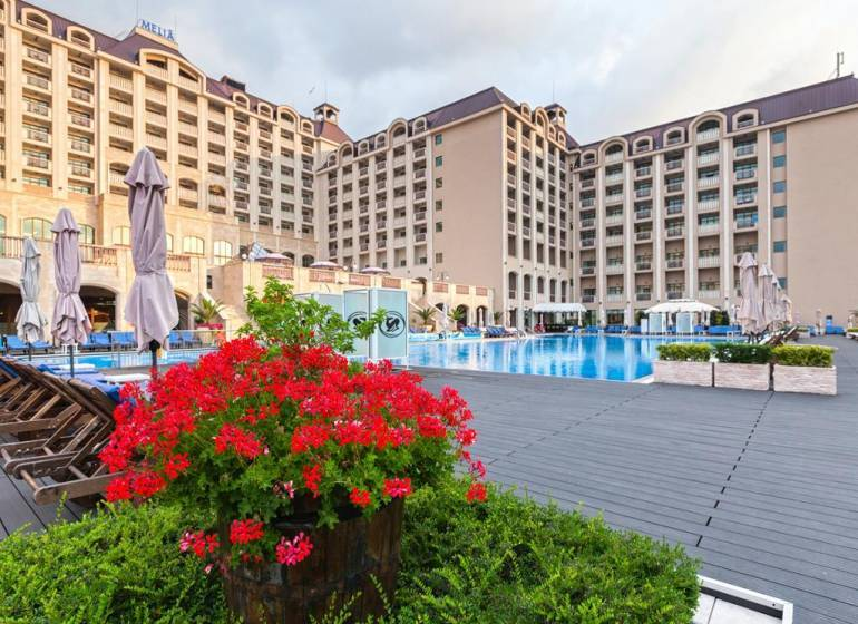 Melia Grand Hermitage Hotel,Bulgaria / Nisipurile de Aur