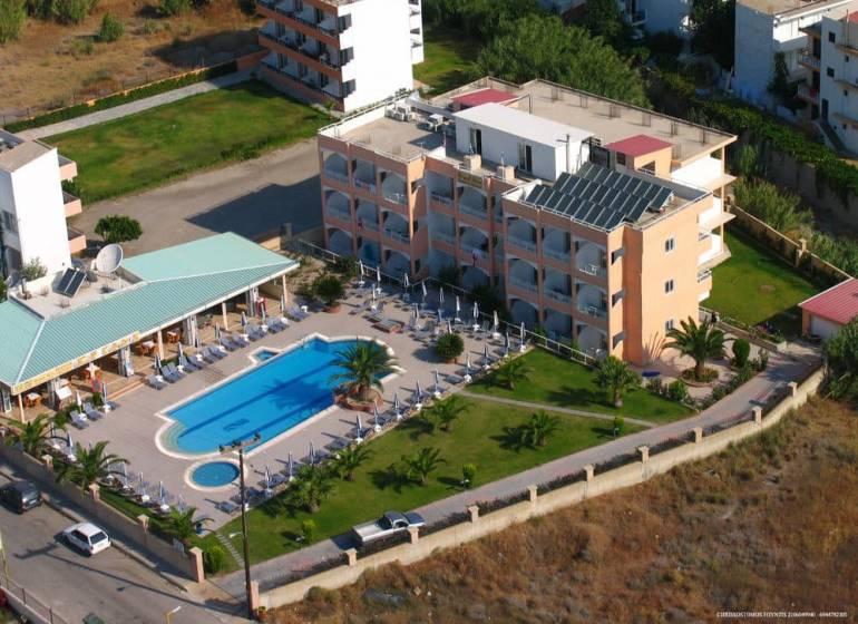 Rhodian Rose Hotel, Rodos