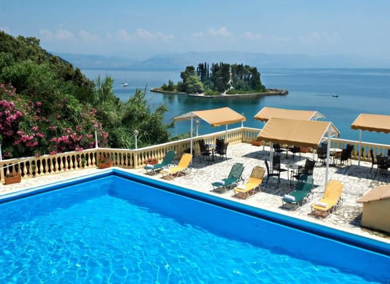 Pontikonissi,Grecia / Corfu