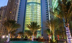 Ja Oasis Beach Tower, United Arab Emirates / Dubai