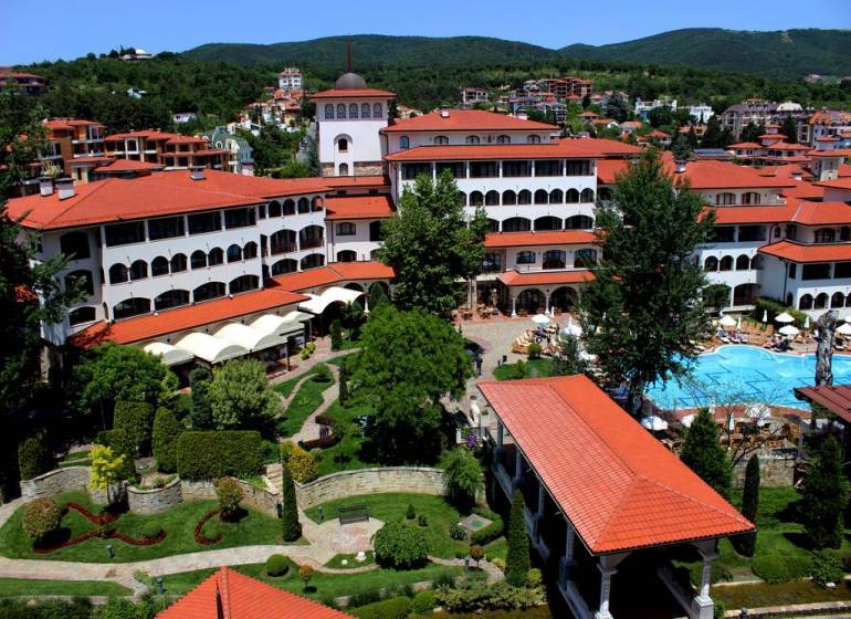 Royal Palace Helena Park,Bulgaria / Sunny Beach