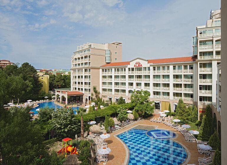 Hotel Alba,Bulgaria / Sunny Beach