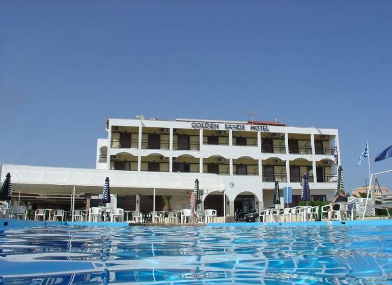 Golden Sands Hotel,Grecia / Corfu