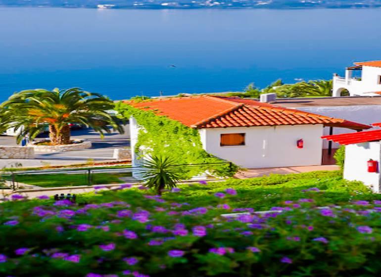 Pantokrator Hotel,Grecia / Corfu