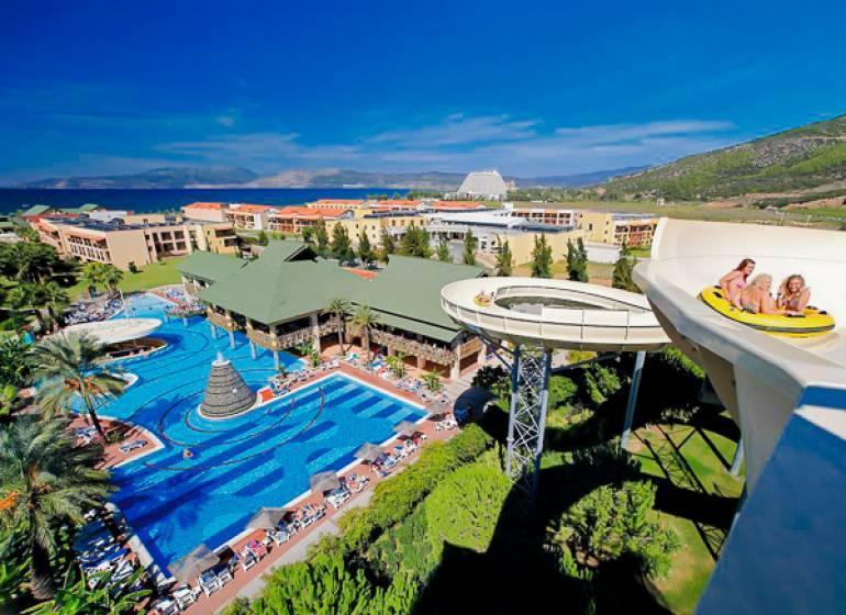 Aqua Fantasy Aquapark Hotel,Turcia / Kusadasi