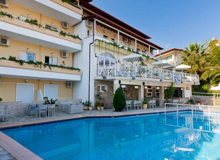 Hotel Tropical,Grecia / Halkidiki