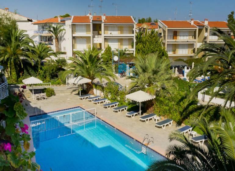 Hotel Tropical, Halkidiki