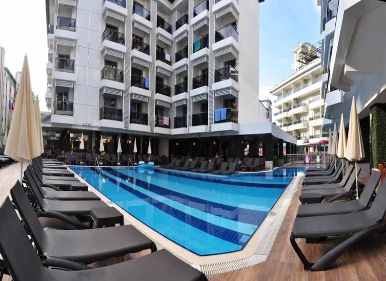 Oba Star Hotel,Turcia / Antalya / Alanya