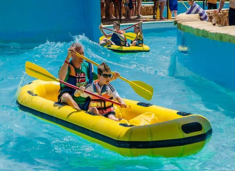 Hotel Titanic Palace Aquapark, Hurghada