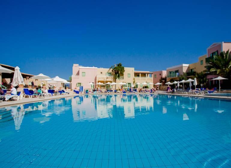 Silva Beach, Creta - Heraklion