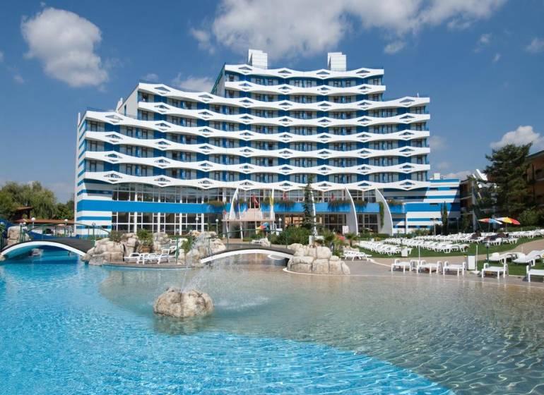 Trakia Plaza Hotel, Sunny Beach