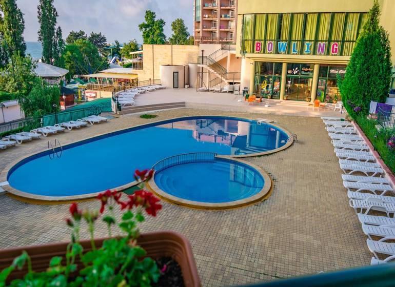 Palm Beach Hotel,Bulgaria / Nisipurile de Aur