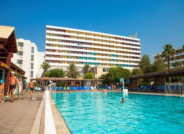 Esperides Beach Family Resort,Grecia / Rodos