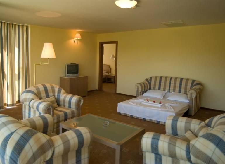 Belleville Hotel,Bulgaria / Duni