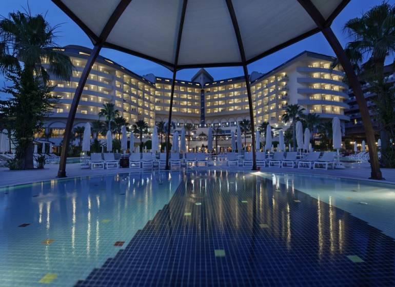 Hotel Saphir Resort & Spa,Turcia / Antalya / Alanya