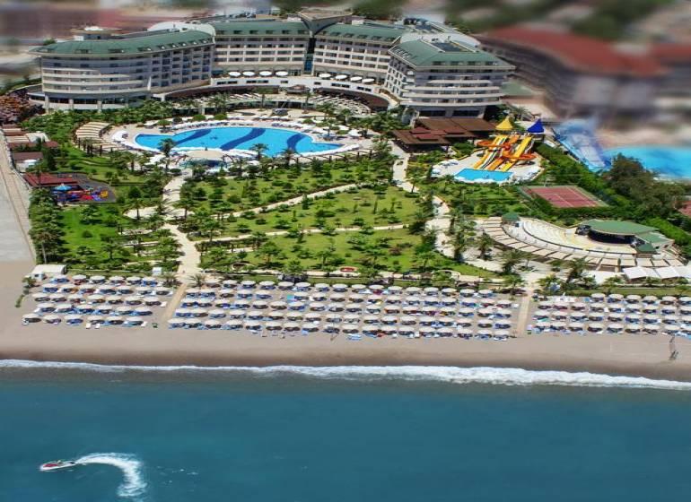 Hotel Saphir Resort & Spa, Alanya