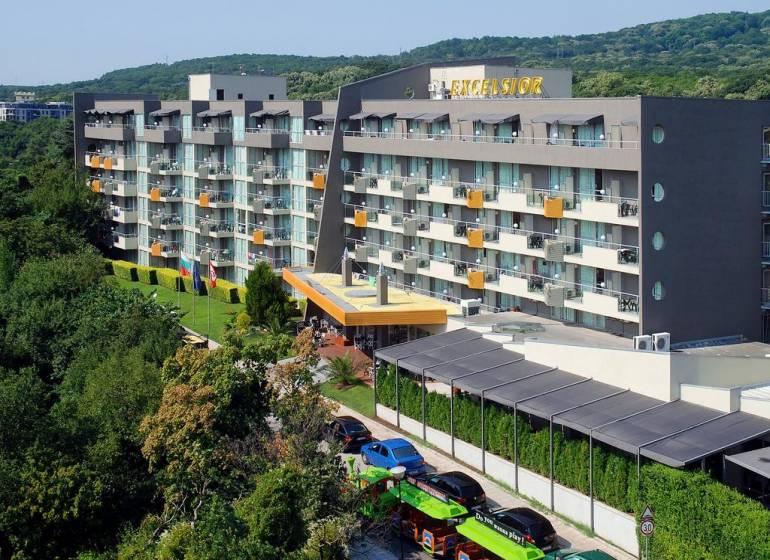 Excelsior Hotel, Nisipurile de Aur