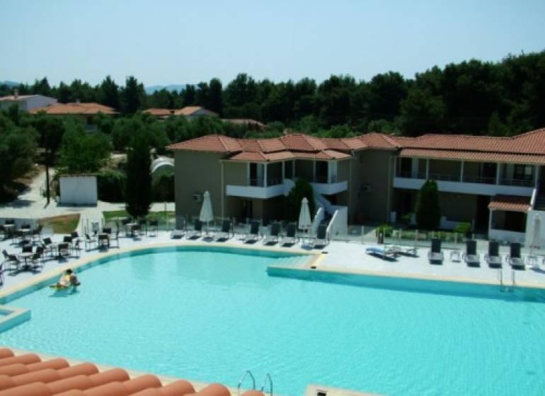 Lagomandra Beach& Suites,Grecia / Halkidiki