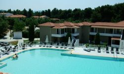 Hotel Lagomandra Beach& Suites, Grecia / Halkidiki