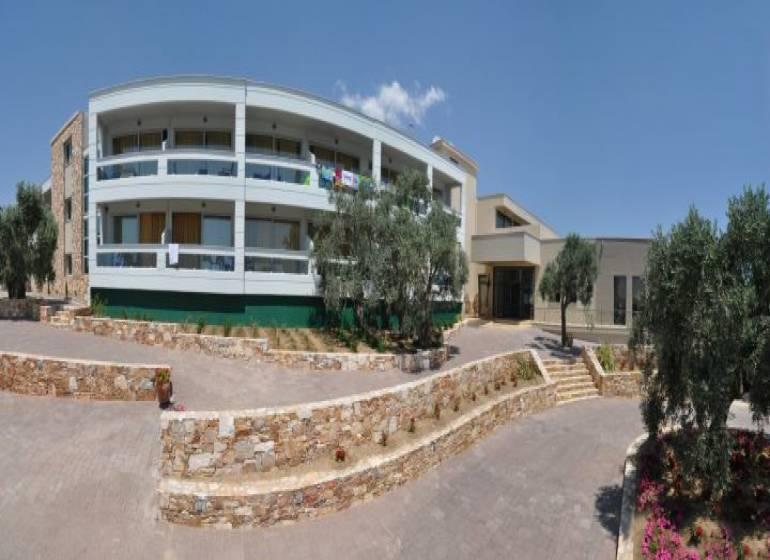 Aeolis Thassos Palace,Grecia / Thassos