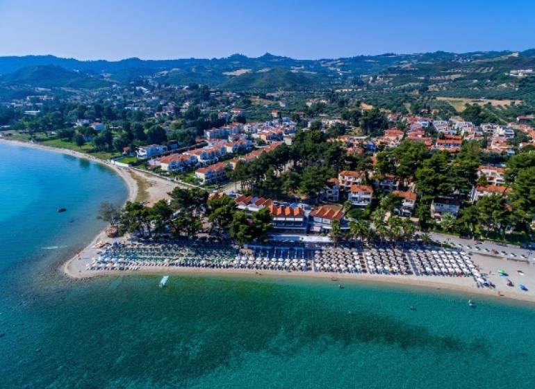Flegra Beach,Grecia / Halkidiki
