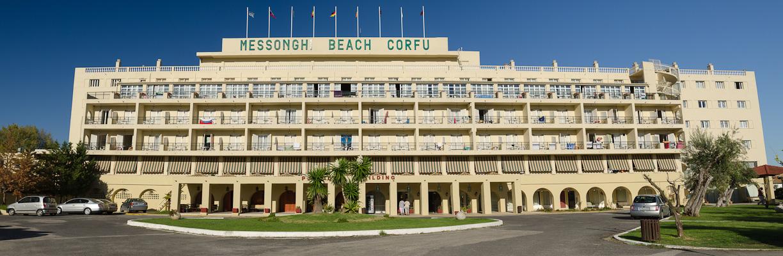 Messonghi Beach,Grecia / Corfu