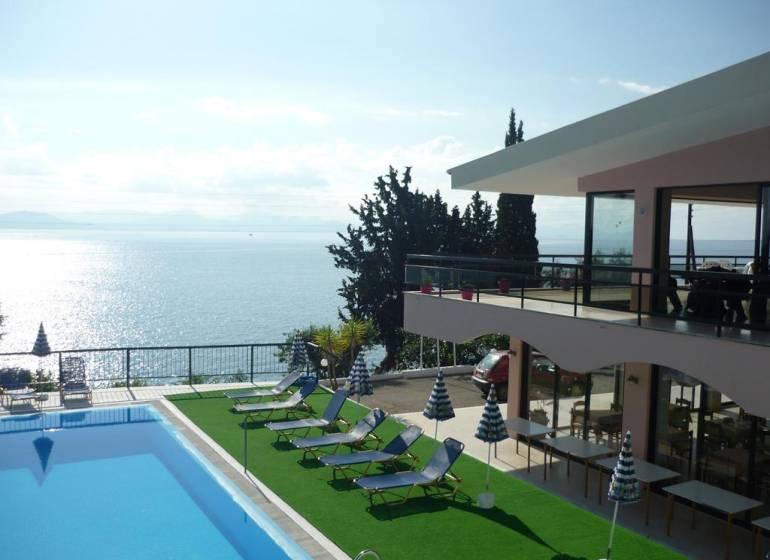 Karina Hotel,Grecia / Corfu