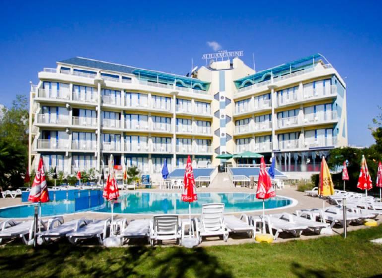 Hotel Aquamarine,Bulgaria / Sunny Beach