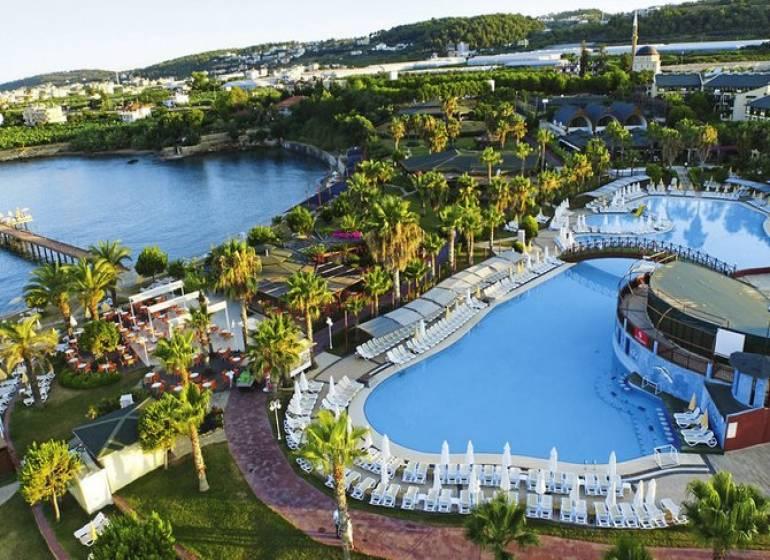 Incekum Beach Resort Hotel, Alanya