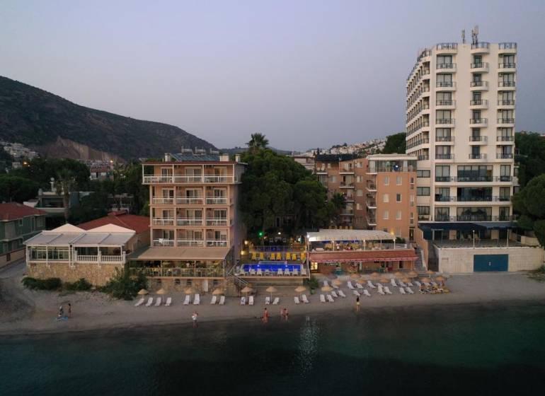 Melis Hotel,Turcia / Kusadasi