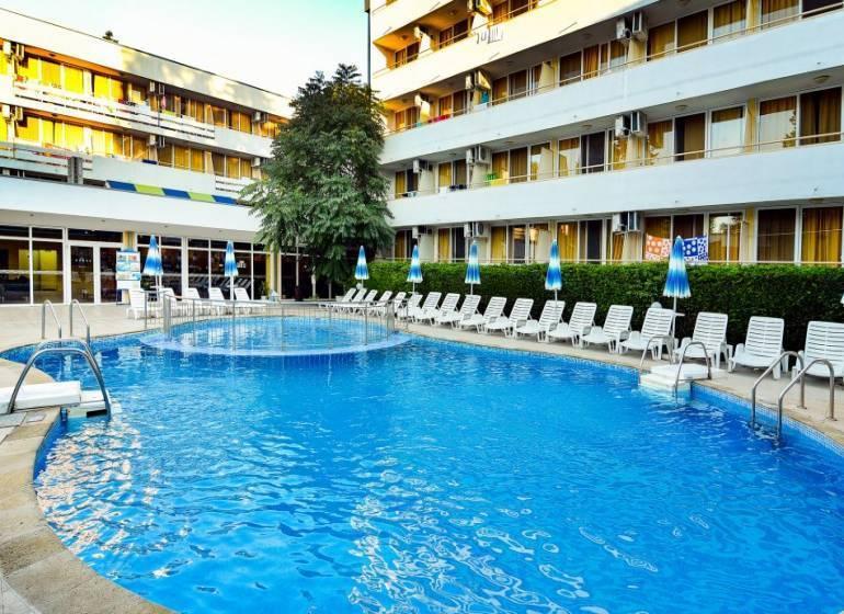 Hotel Oasis,Bulgaria / Albena
