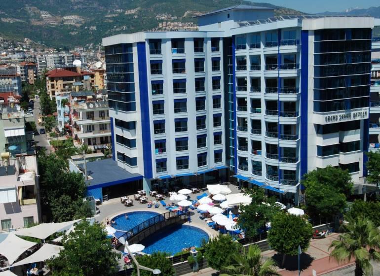 Grand Zaman Garden Hotel,Turcia / Antalya / Alanya
