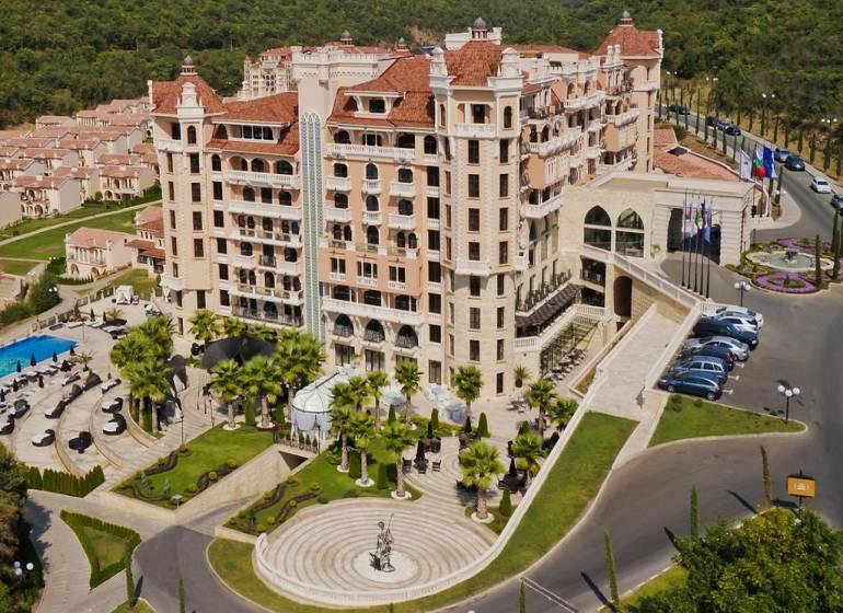 Royal Castle Hotel,Bulgaria / Elenite