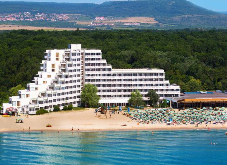 Hotel Gergana,Bulgaria / Albena