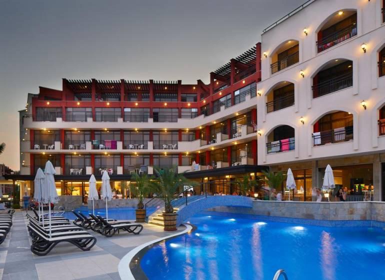 Hotel Nobel, Sunny Beach