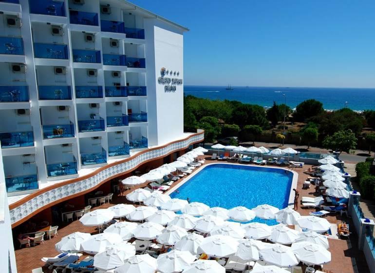 Grand Zaman Beach,Turcia / Antalya / Alanya