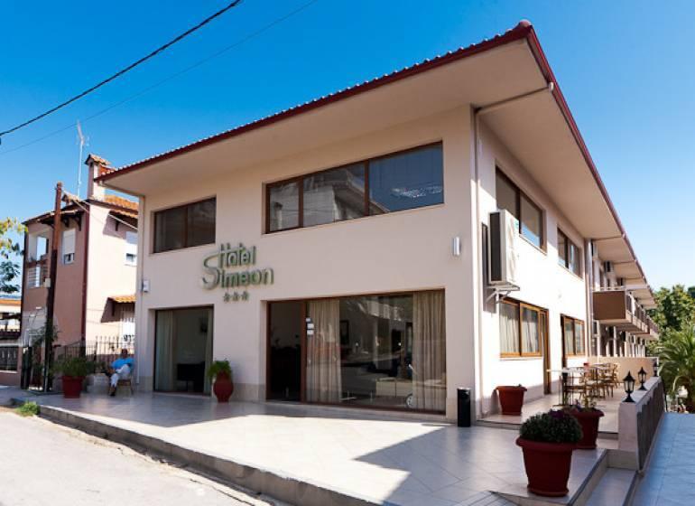 Hotel Simeon,Grecia / Halkidiki